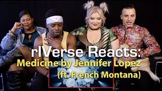 RIVerse Reacts: Medicine By Jennifer Lopez (ft. French Montana)   MV Reaction