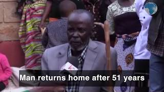 Man returns home after 51 years