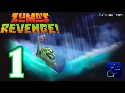 zuma's revenge xbox 360 review