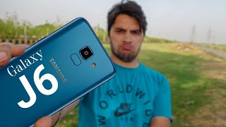 Samsung Galaxy J6 : Ab Sach Suno !! (Thoughts Only)