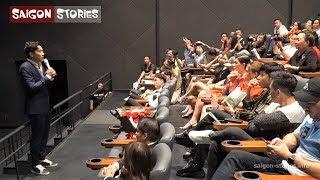 Hari Won và dàn sao lặng người khi Trấn Thành nói về lý do làm phim Bố Già