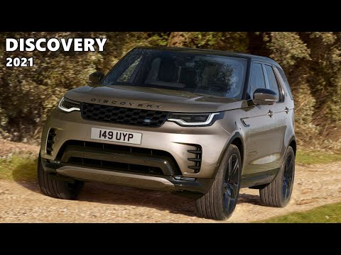 New Land Rover Discovery (2021) Details, Highlights, Features