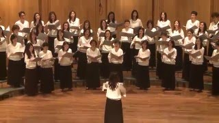 DME2015 – CANTATE DOMINO In B Flat - Diocesan Graduate Singers