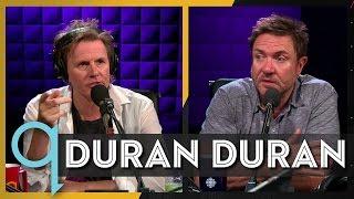 Duran Duran talk Paper Gods