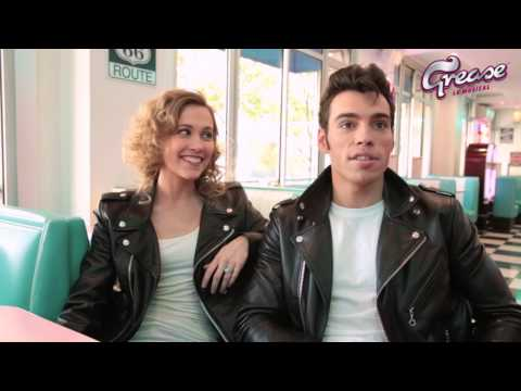 Grease - Rencontre avec Sandy et Danny Stage Entertainment