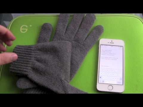 Avvy Touchscreen Handschuhe Unboxing und erster Eindruck