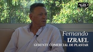 Fernando Izrael - Gerente Comercial de Plastar