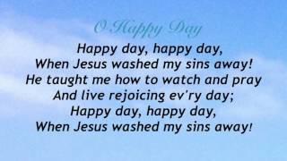 O Happy Day! (Presbyterian Hymnal #532)