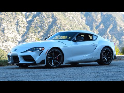External Review Video YExGgIHPVnU for Toyota GR Supra Sports Car (5th gen J29/DB)