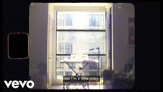 Kiana Ledé - Crazy. (Lyric Video)