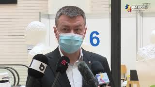 Bogdan Gheorghiu: Suntem implicaţi la maximum în bunul mers al campaniei de vaccinare anti-COVID