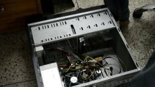 how to setup a desktop computer bangla video