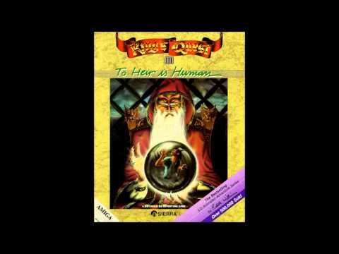 King's Quest III : To Heir is Human Amiga