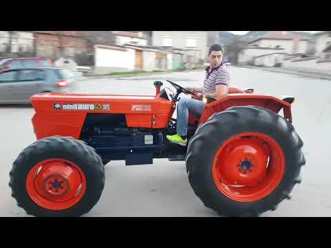трактор same 60кс. уникат!!!!4х4