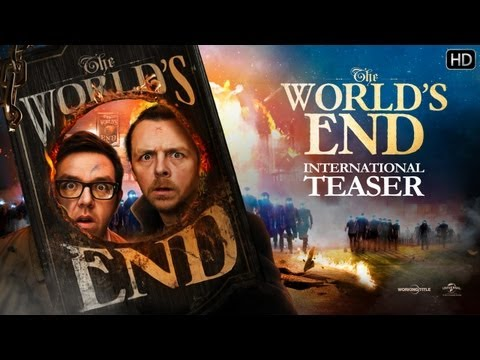 The World's End Commercial (2013) (Television Commercial)