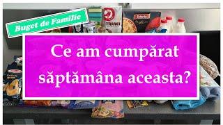 Cumpărături săptămânale – Grocery Haul 1 – Auchan Noiembrie 2019