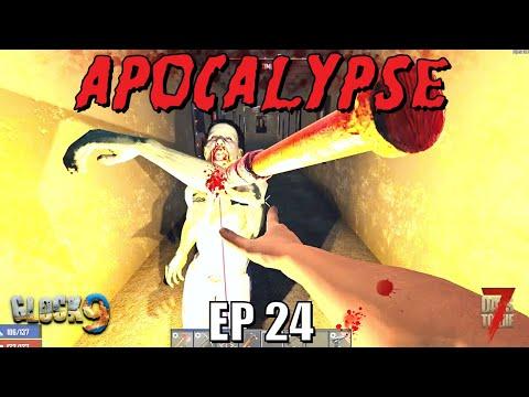 7 Days To Die - Apocalypse EP24 (Alpha 18)