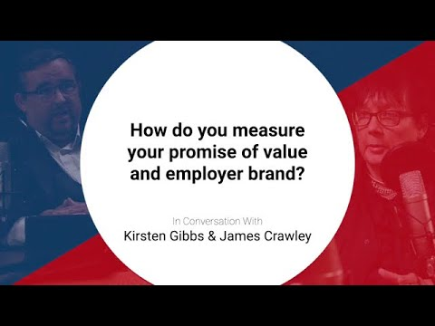 The People and Process vodcast Episode 10: Measuring your Promise of Value