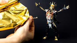 Awakening Oro with Clay – Midas' Revenge Set (Fortnite Battle Royale)
