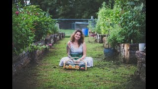 FULL Garden Tour & Harvest   Week Seven