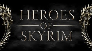 The Elder Scrolls: Legends: Heroes of Skyrim w/ Trump!
