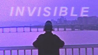 ❝ today, we can be invisible