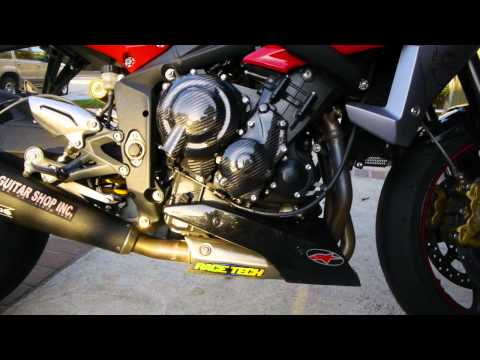 2014 Triumph Street Triple R - Long Term Review