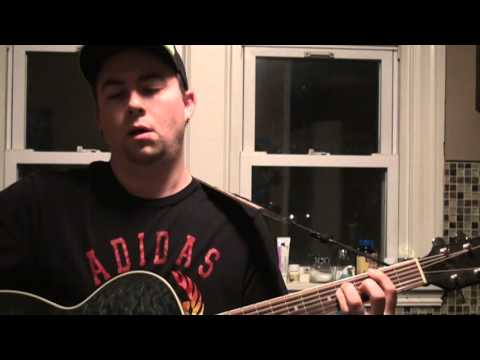 Too Close by Alex Clare - Michael Murphy (acoustic cover)
