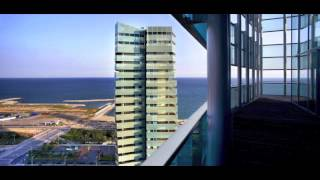 preview picture of video 'Luxury new apartments in Illa del Mar, Barcelona LFS1739'