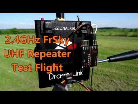 skyhunter-fpv-dragonlink-repeaterrelay-test-flight