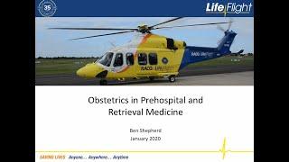 Obstetrics in Prehospital and Retrieval Medicine