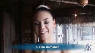 Introduction Video Miss Suomi 2015 Finalists