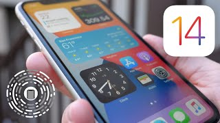 Unreleased IOS 14 Features! Clock Widget & More