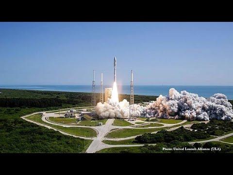 ΗΠΑ: Επιτυχής εκτόξευση πυραύλου Άτλας V