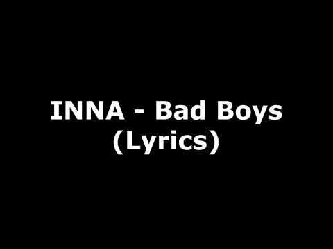 INNA Bad boy