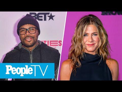 Ellen & Rihanna's Fave DJ Wants Will Smith's Help, Jennifer Aniston Surprises Utah Nurse   PeopleTV