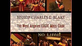 West Angelec C.O.G.I.C Mass Choir - Lord Prepare Me