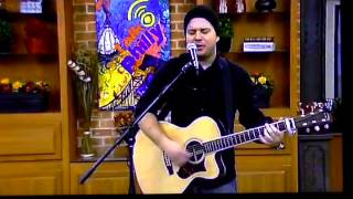 """Jordan White performs """"Therapy"""" on CBS-3 Talk Philly"""