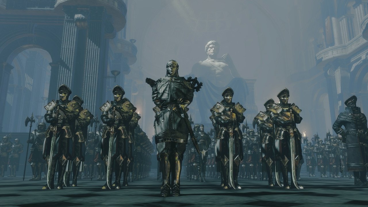 Poe Fall Of Oriath Wallpapers Putting On The Reich Tv Tropes