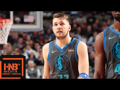 Dallas Mavericks vs San Antonio Spurs Full Game Highlights | 01/16/2019 NBA Season