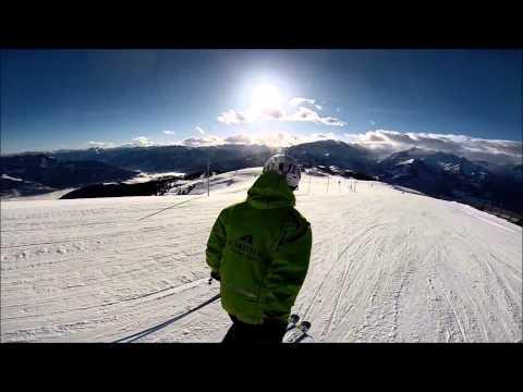 Schmitten - unterwegs im Skigebiet #1  - © Schmittenhöhebahn Zell am See - Kaprun