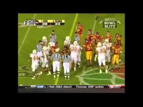 Texas vs USC National Championship Highlights 2006