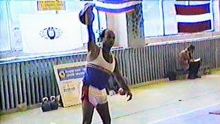 6-ой Чемпионат Мира по гиревому спорту 1998 (Борисполь, Украина)