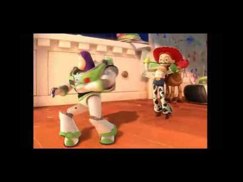 Toy Story 3 Ending Buzz & Jessie Dance (Full Song)