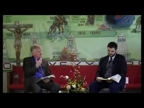 """""""Актуальные вопросы о состоянии церкви"""" - Часть 2. Билл Хьюз и Коди Морей."""