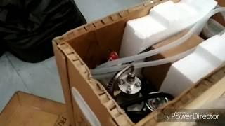 Kompresor Mini Khusus Senapan PCP.gk Capek Untuk Pompa.