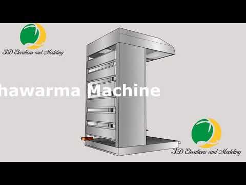 Shawarma Machine at Best Price in India
