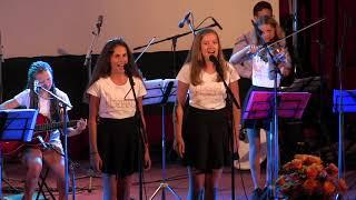 Video Rózinky, křest 2. CD, malá vzpomínka