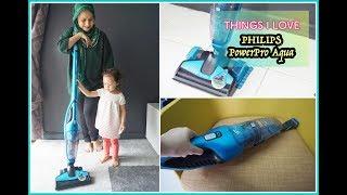 THINGS I LOVE | Philips PowerPro Aqua