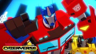 'Eruption'🔥 Episode 18 - Transformers Cyberverse - NEW SERIES